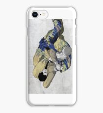 The Ground is my Ocean iPhone Case/Skin