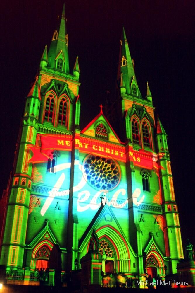 Sydney Christmas Lights 2012 by Michael Matthews