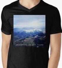 Alpine Affection - Adventure Men's V-Neck T-Shirt