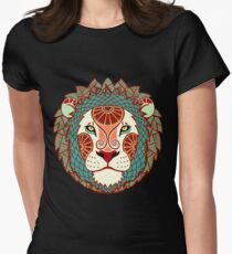 Leo Womens Fitted T-Shirt