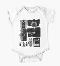Retro Cameras Kids Clothes