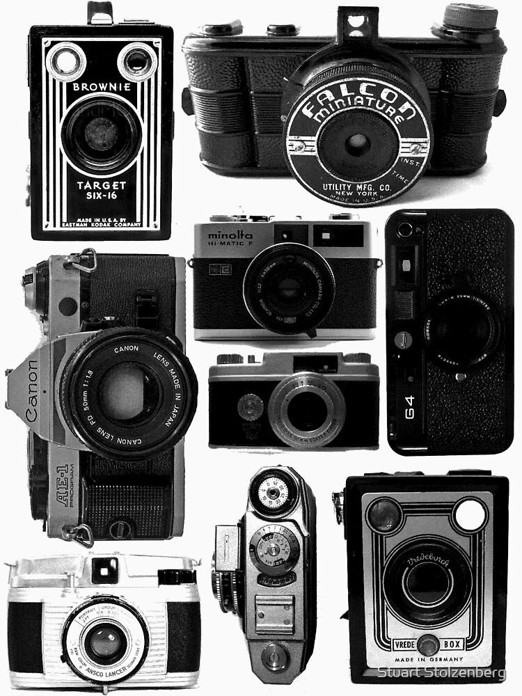 Retro Cameras by stuartist
