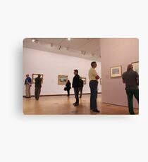 After Thomas Struth Canvas Print