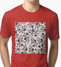 Pleasurable Lucky Earnest Straightforward Tri-blend T-Shirt