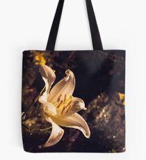 Christmas Eve Lilies II Tote Bag