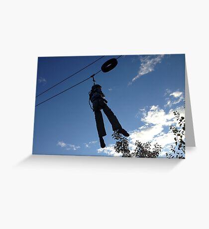 Hanging Greeting Card