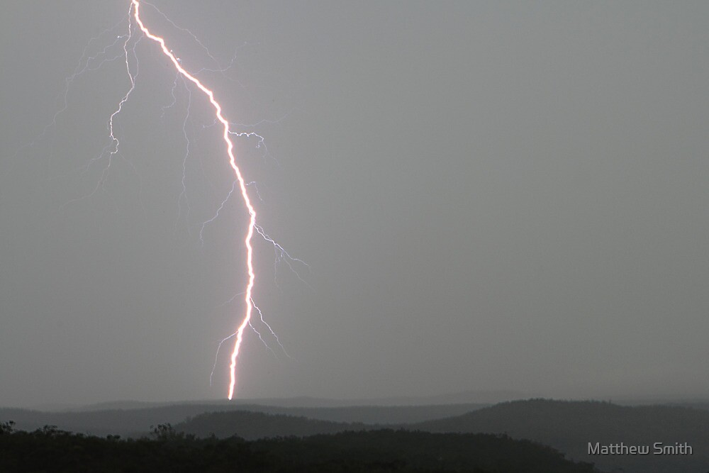 Blue Mountains Bolt by Matthew Smith