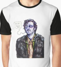Ghost Howard Graphic T-Shirt