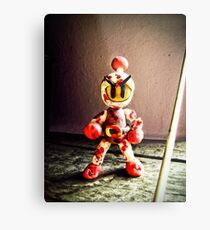 Bomberman Metal Print