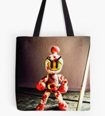 Bomberman Tote Bag