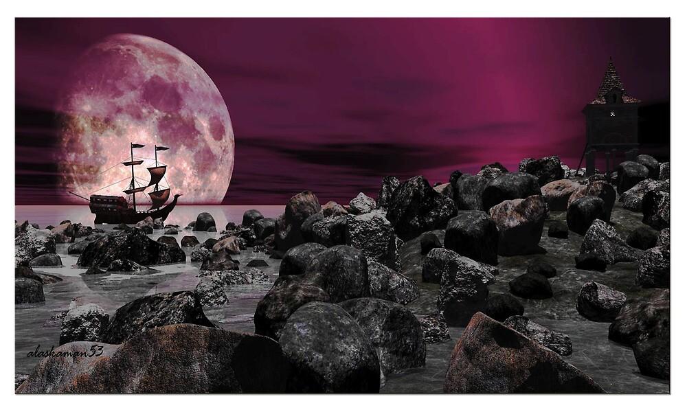 Isle of Repentance. by alaskaman53