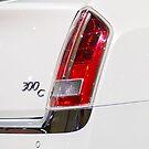 Chrysler 300C Back [ Print & iPad / iPod / iPhone Case ] by Mauricio Santana