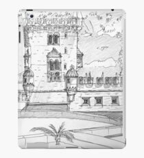 iPad case, Ipad deflector. Torre de Belém iPad Case/Skin