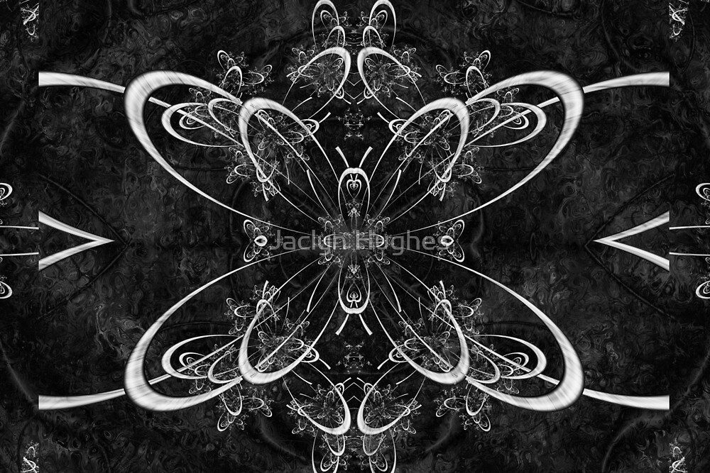 Butterfly Lace by Jaclyn Hughes