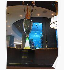Chart House Restaurant, Las Vegas, Navada Poster