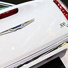 Chrysler 300C Back Light and Logo [ Print & iPad / iPod / iPhone Case ] by Mauricio Santana