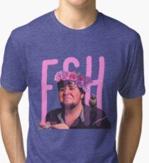 Jontron - ECH! Tri-blend T-Shirt