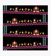 Donkey Kong Photographic Print