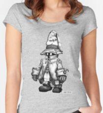 Just Vivi - Sketch em up Women's Fitted Scoop T-Shirt