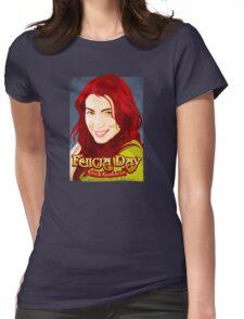 Geek Goddess  Womens Fitted T-Shirt