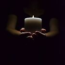 A Candle in the Hand by PhosGraphe