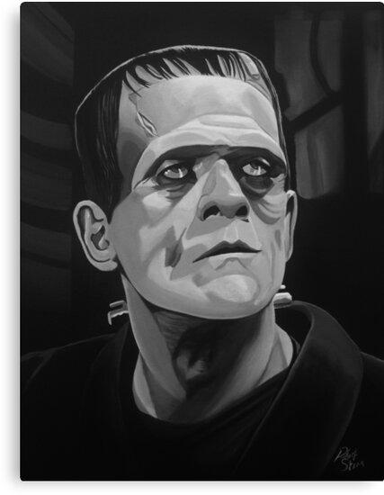 Frankenstein's Monster by SteensArt