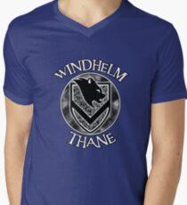 Windhelm Thane Mens V-Neck T-Shirt