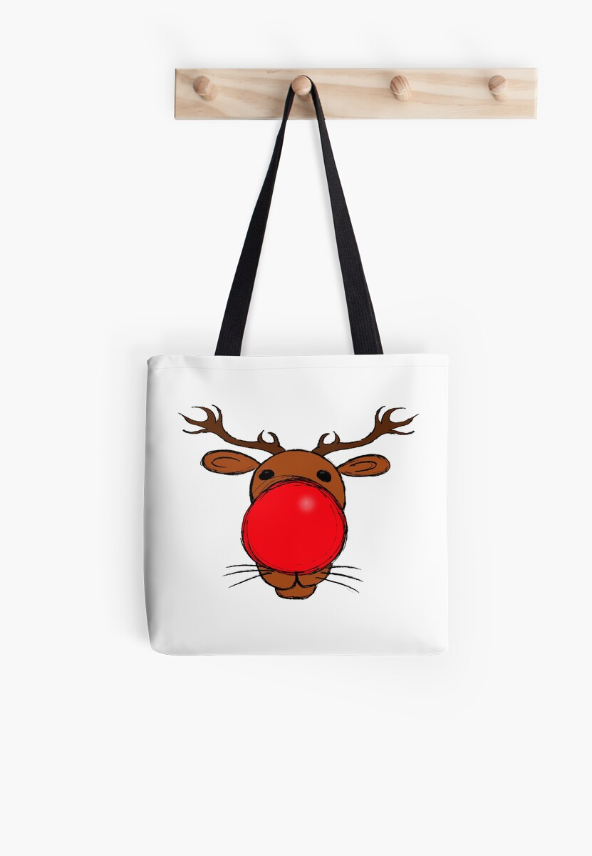 Rudolph the Red Nosed Reindeer by Sharon E Sørensen