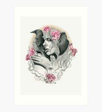 Rosae Crucis Art Print