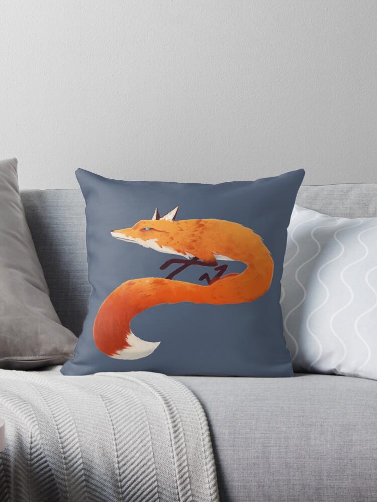 Funky Fresh Floating Fox