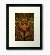 Colours of Autumn Framed Print