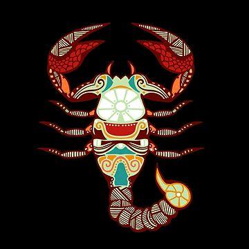 Scorpio by KerstinSchoene