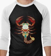 Scorpio Baseballshirt mit 3/4-Arm