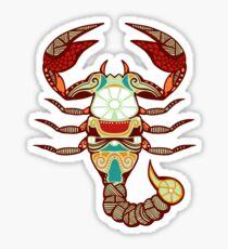 Scorpio Sticker