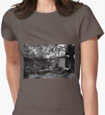 Black and White Garden T-Shirt