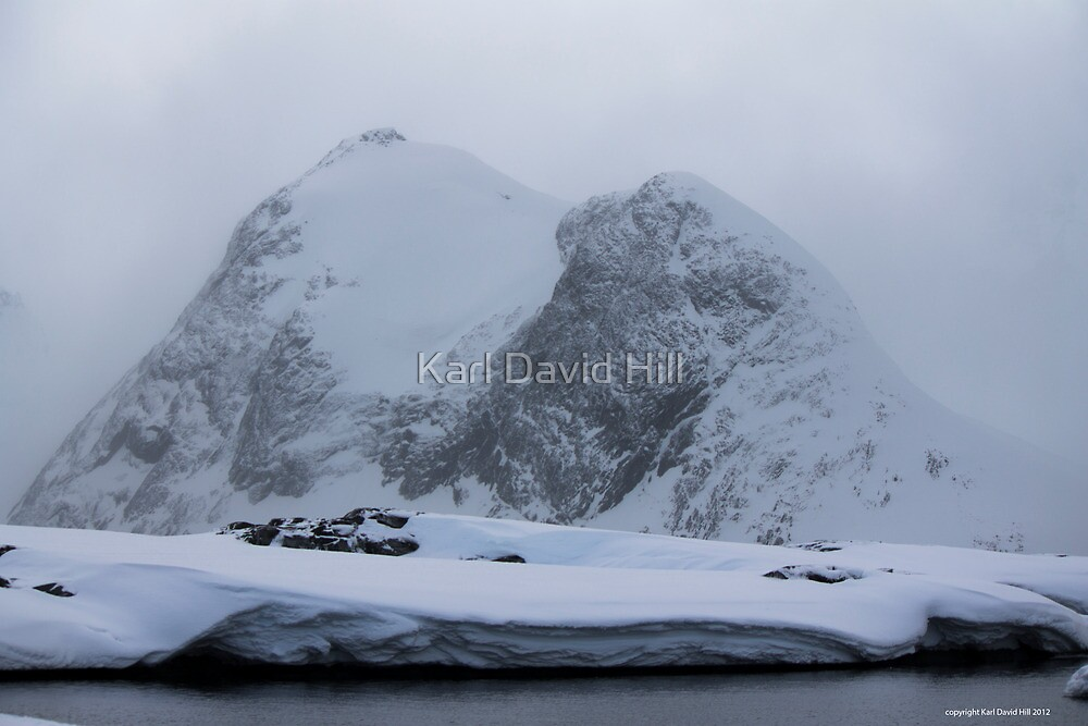 Antarctica 005 by Karl David Hill