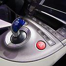 Toyota Prius Inside Detail[ Print & iPad / iPod / iPhone Case ] by Mauricio Santana