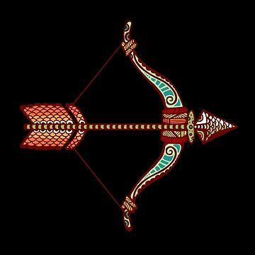 Sagittarius by KerstinSchoene