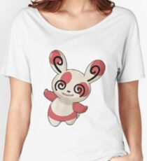 Spinda Women's Relaxed Fit T-Shirt
