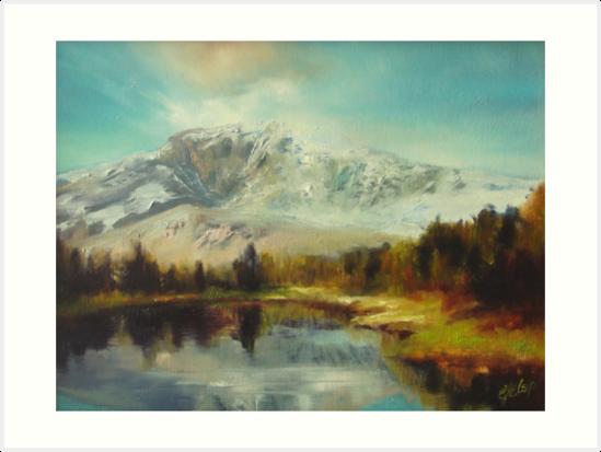 Rainier by C Elsip