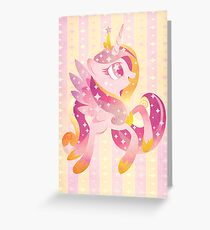 Princess Cadence Greeting Card