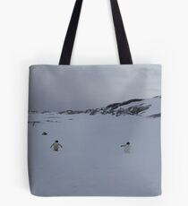 Penguin 008 Tote Bag