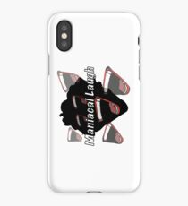 Maniacal Laugh iPhone Case/Skin