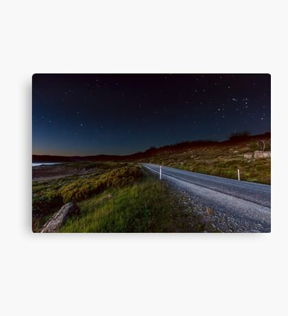 Sweeping Bend Canvas Print