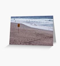 Cronulla Beach, Sydney - photography print Greeting Card