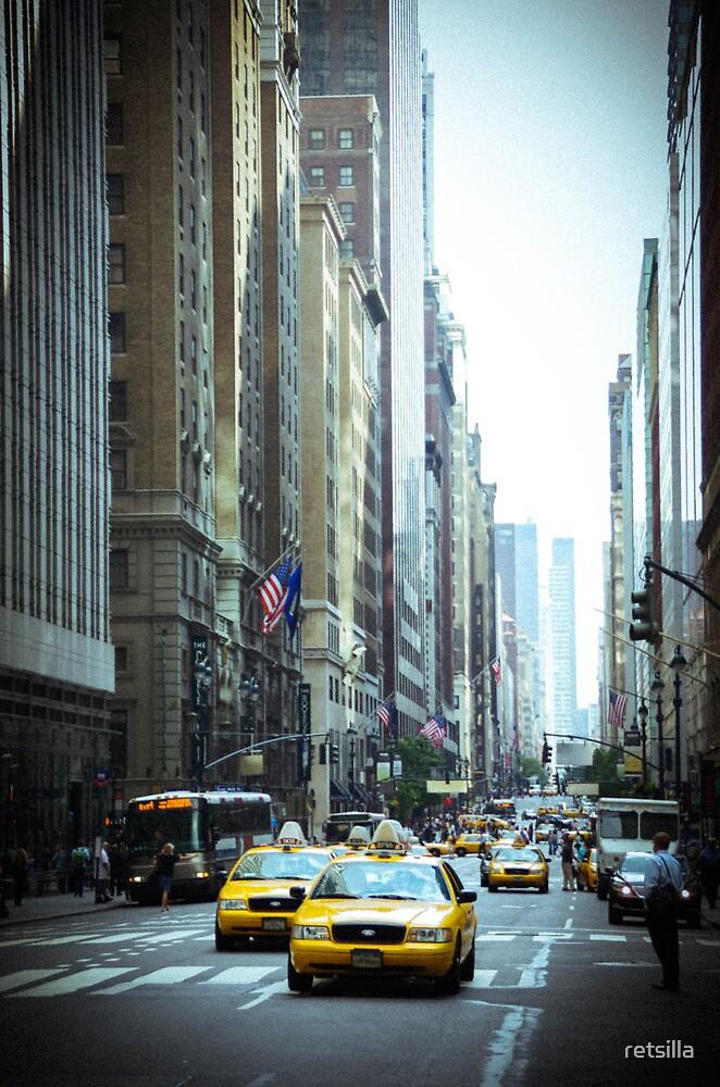 New York State Of Mine by retsilla
