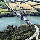 Britannia Bridge Anglesey by JMaxFly