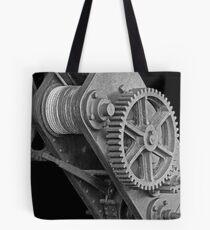Old Cargo Crane Gears - Walsh Bay Tote Bag