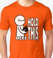 Here Hold This T-Shirt