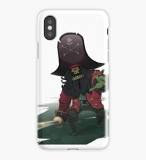 Zombie Pirate LeChuck iPhone Case